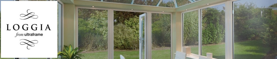 Loggia Conservatories by UltraFrame from MasterGlaze